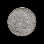 1 Флорин 1891, Австро-Венгрия