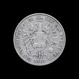 Талер 1861, Пруссия photo 1