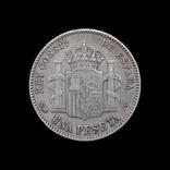 1 Песета 1900, Испания