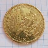 20 Долларов 1875 г. США photo 4