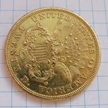 20 Долларов 1875 г. США photo 5