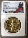 100$ США 2015 г photo 3