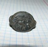 Кольцо печать с антилопами Рим 1-2 век