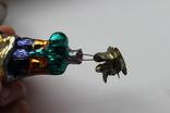Сказочный богатырь,13,5 сантиметров.Сохран. photo 6