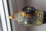 Сказочный богатырь,13,5 сантиметров.Сохран. photo 7
