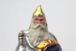 Сказочный богатырь,13,5 сантиметров.Сохран. photo 9
