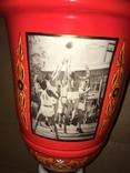 1956 Барановка Эксклюзивный кубок Волейбол 40 см photo 3