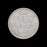 50 Франков 1939, Бельгия