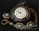 Карманные Часы Луковица . GEORGE PRIOR 1860 года