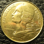 10 сантимів Франція 1996, фото №3