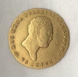 25 злотых 1818 года photo 1