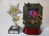 Две памятные награды, фото №2