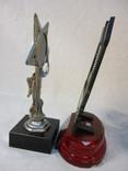 Две памятные награды, фото №8