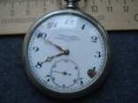 "Карманные часы ""Cortebert Watch Co"" swiss photo 5"