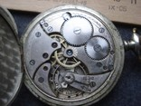 "Карманные часы ""Cortebert Watch Co"" swiss photo 9"