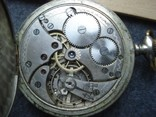 "Карманные часы ""Cortebert Watch Co"" swiss photo 10"