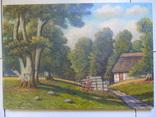 Нильс Хенингсен. Пейзаж.
