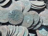 Коллекция польских грошей (приблизительно 1830 шт.) photo 3
