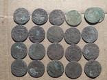 Коллекция польских грошей (приблизительно 1830 шт.) photo 5