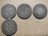 Коллекция польских грошей (приблизительно 1830 шт.) photo 6