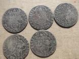 Коллекция польских грошей (приблизительно 1830 шт.) photo 8