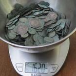 Коллекция польских грошей (приблизительно 1830 шт.) photo 10