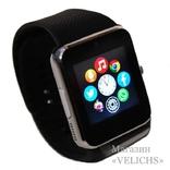 Смарт часы Smart Watch GТ- 08 Silver