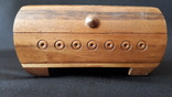 Шкатулка деревянная., фото №5