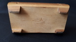 Шкатулка деревянная., фото №8