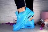Женские Кроссовки Nike Голубые 10196 Размер 44