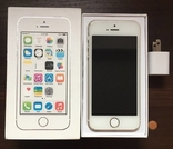 Iphone 5s gold, 16gb. Neverlock.