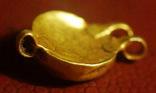 Звено золотого браслета КР. photo 3