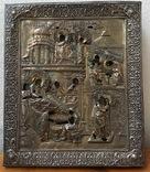 Икона Рождества Богородицы ХVII в. Серебро 84 photo 1