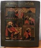 Икона Рождества Богородицы ХVII в. Серебро 84 photo 3