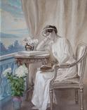 Картина портрет