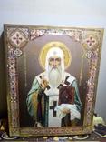 Икона «Святитель Алексий, Митрополит Московский». photo 1