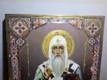 Икона «Святитель Алексий, Митрополит Московский». photo 2
