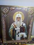 Икона «Святитель Алексий, Митрополит Московский». photo 8