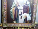 Икона «Святитель Алексий, Митрополит Московский». photo 9