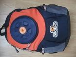 Рюкзак для подростков Ground (сине оранжевый)