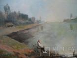 Картина Утрений туман, фото №6