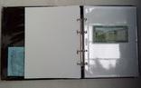 Подарочный альбом для банкнот(бон) Роял с метал. уголками photo 4