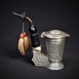 Коллекционная Трубка Рюмка Freiling Zinn Германия photo 5