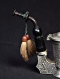 Коллекционная Трубка Рюмка Freiling Zinn Германия photo 6