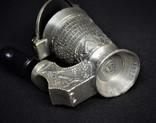 Коллекционная Трубка Рюмка Freiling Zinn Германия photo 10