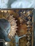 Старинный Серебрянный Оклад. Под Икону Б. М. Ахтырская. photo 3