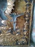 Старинный Серебрянный Оклад. Под Икону Б. М. Ахтырская. photo 4