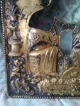 Старинный Серебрянный Оклад. Под Икону Б. М. Ахтырская. photo 5
