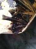 Старинный Серебрянный Оклад. Под Икону Б. М. Ахтырская. photo 9