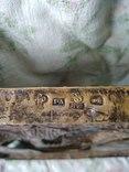 Старинный Серебрянный Оклад. Под Икону Б. М. Ахтырская. photo 10